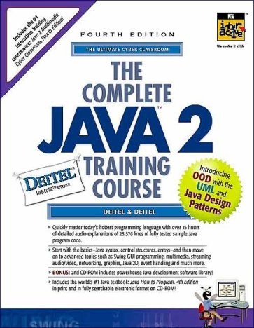 [Deitel, Harvey & Deitel, Paul, The Complete Java Training Course]